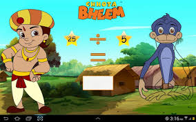 fun math with chhota bheem android apps on google play
