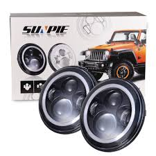 jeep lights on top amazon com 7