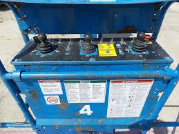 2004 genie z60 34 boom lift item k5325 sold august 25 c