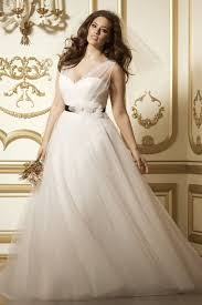 ethereal wedding dress picture of ethereal wedding dress of tulle with illusion strapes
