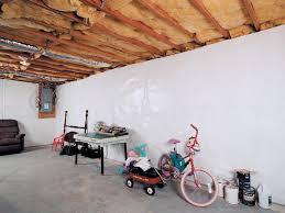 basement wall vapor barrier installation by carolina