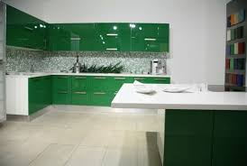 green kitchen color ideas painted green kitchen cabinets with