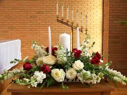 candle arrangements unity candle arrangement decoration ideas lantern centerpiece