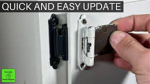 how to update cabinet hinges installing new mount cabinet hinges