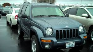 2002 Jeep Liberty Youtube