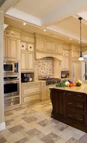 medium brown kitchen cabinets medium sized kitchen qeetoo com