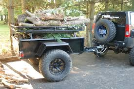 jeep kayak trailer trailers