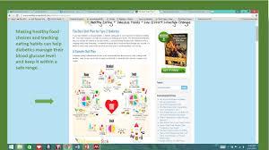 healthy diet for diabetics ppt video online download