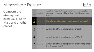 Describe It by Atmospheric Pressure 1 Video Search Watch A Video That Helps