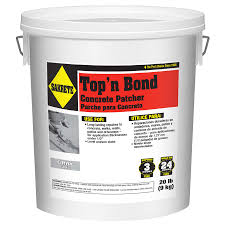 Flo Coat Concrete Resurfacer by Shop Sakrete Top N Bond 20 Lb Vinyl Concrete Patch At Lowes Com