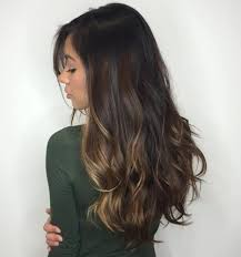 long brown hairstyles with parshall highlight 20 jaw dropping partial balayage hairstyles blonde balayage