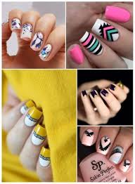 uas de gelish decoradas uñas decoradas con gelish rojo uñas de gel pinterest