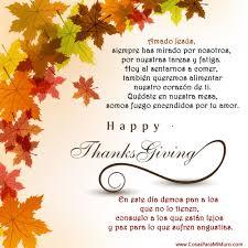 oración de thanksgiving día de acción de gracias cosas para mi