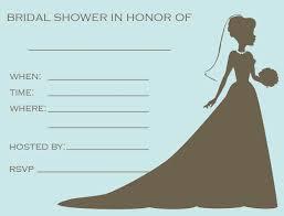 Online Wedding Invitation Cards Templates Free Bridal Shower Invitation Card Templates Bridal Shower