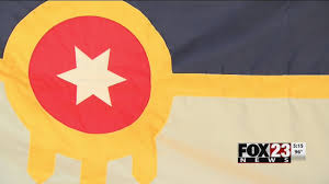 The Red Flag Campaign Tulsa Flag Campaign Unveils Winner Of Design Contest Youtube