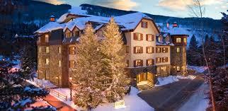 luxury hotel in vail village tivoli lodge in vail colorado