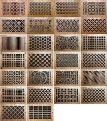 Arabic Door Design Google Search Doors Pinterest by Pattern Cut Wood Grills For Sliding Above Storeage Doors Ideas