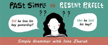enpodcast free english podcasts past simple vs present perfect