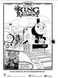 coloring pages cartoon thomas tank engine free printable