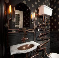 bathroom light fixtures ideas bathroom bathroom light fixtures steampunk ceiling light