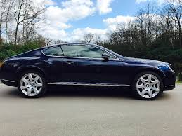 bentley continental mulliner awaiting deposit from martin on this 2006 bentley continental gt