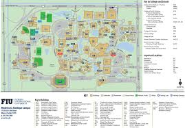 University Of Miami Map by Directions Academic Success Student Affairs Florida