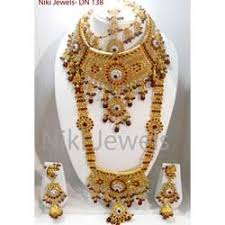bridal sets for kundan bridal set at rs 3000 set bridal jewelry sets id