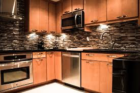 solid wood kitchen cabinets miami maple kitchen cabinets with black absolute granite
