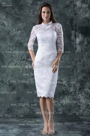 white lace dress with sleeves knee length knee length white dress with sleeves other dresses dressesss
