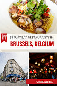 The Best Seafood In Paris Seafood Restaurants In Paris Time 5 Must Eat Restaurants In Brussels