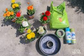 Garden Table Decor Planter Archives Diy Show Off Diy Decorating And Home