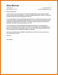 10 application letter example for teachers texas tech rehab
