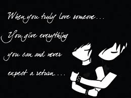 Love Is Unconditional Quote by Love Quotes Picasa Pics Store