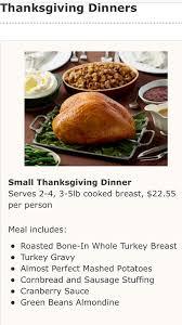 review freshdirect thanksgiving dinner feast kit crocs