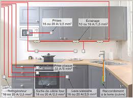 installation d une cuisine rénover l installation électrique de sa cuisine