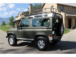 land rover 1997 1997 land rover defender for sale classiccars com cc 1027436
