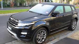 mini range rover black 2013 brand new range rover evoque dynamic black colour at