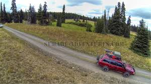 subaru loyale offroad day 3 bethel ridge washington state