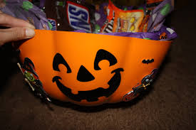 halloween gift baskets to teachers