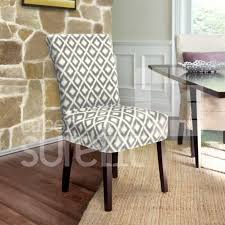 Sure Fit Dining Chair Slipcover Sure Fit Dining Room Chair Slipcovers