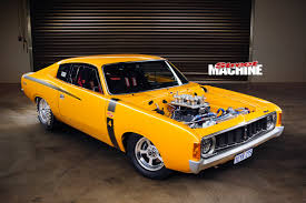 410 cube chrysler vj valiant e55 charger street machine