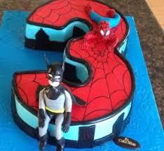 number 3 cake 5