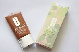 clinique stay matte oil free makeup 26 amber review aelida