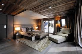 chambre chalet de luxe chalet brickell megeve 04 decor current project chalet