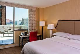 hotel chambre avec terrasse photos vidéos visites virtuelles du sheraton hotel