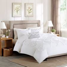 Duvet Cover Cal King Buy Cotton White Duvet Covers From Bed Bath U0026 Beyond