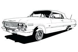 coloring pages of lowrider cars lowrider coloring pages truck coloring pages photos a family in cars