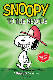 snoopy rescue peanuts amp series book 8