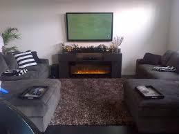 electric fireplace entertainment center home decorations ideas