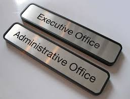 Desk Signs For Office Interior Office Signs Desk Name Plates Standing Check Out Signs